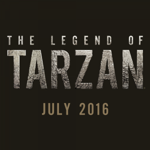 The Legend Of Tarzan Warner Bros
