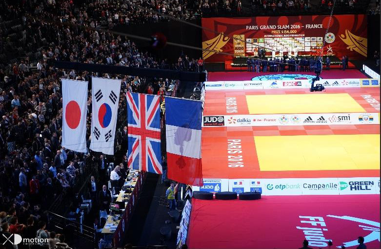 Muto Paris grand slam 2016
